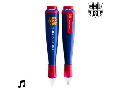 Esferográfica Musical F.C. Barcelona