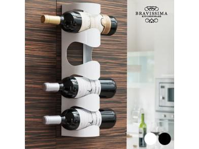 Garrafeira de Vinho Metálica Bravissima Kitchen