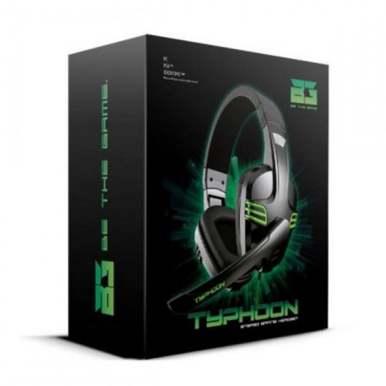 Auriculares para Videojogos B-Move BG Typhoon BG-AUD08