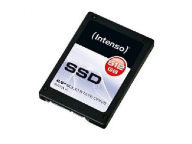 "Disco Duro INTENSO 3812450 SSD 512 GB 2.5"" SATA3"