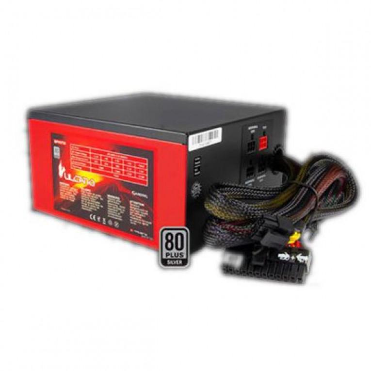 Fonte de Alimentação Tacens Vulcano MPVU750 ATX 750W 80 Plus Silver PCF Ativo