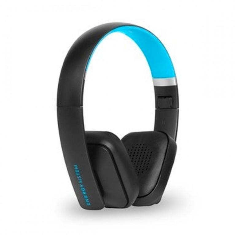 Auriculares Bluetooth com microfone Energy Sistem BT2 396894 Ciano