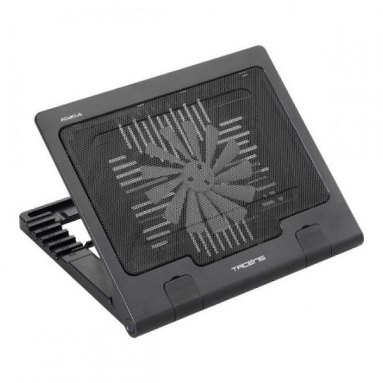 Suporte para notebook com ventilador Tacens 4ABACUS 17