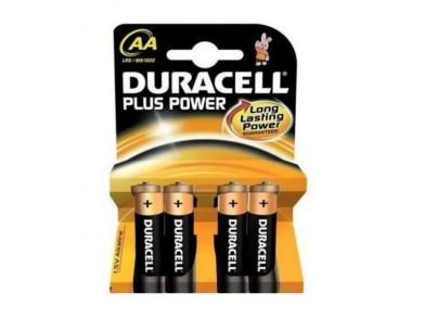 Pilhas Alcalinas DURACELL DURLR6P4B