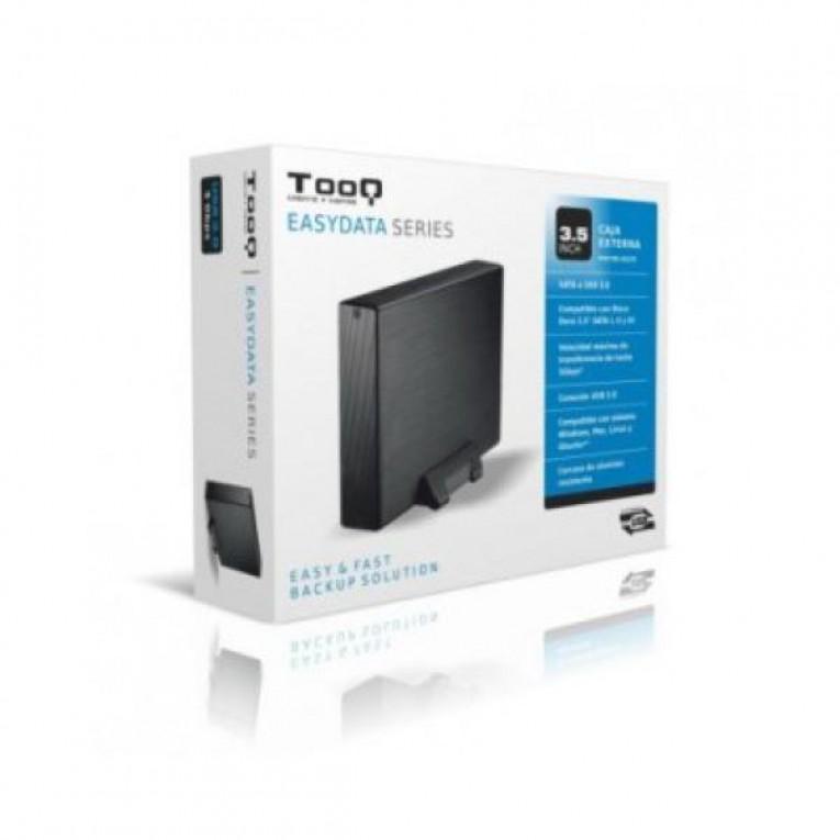 Caixa externa TooQ TQE-3527B HDD 3.5