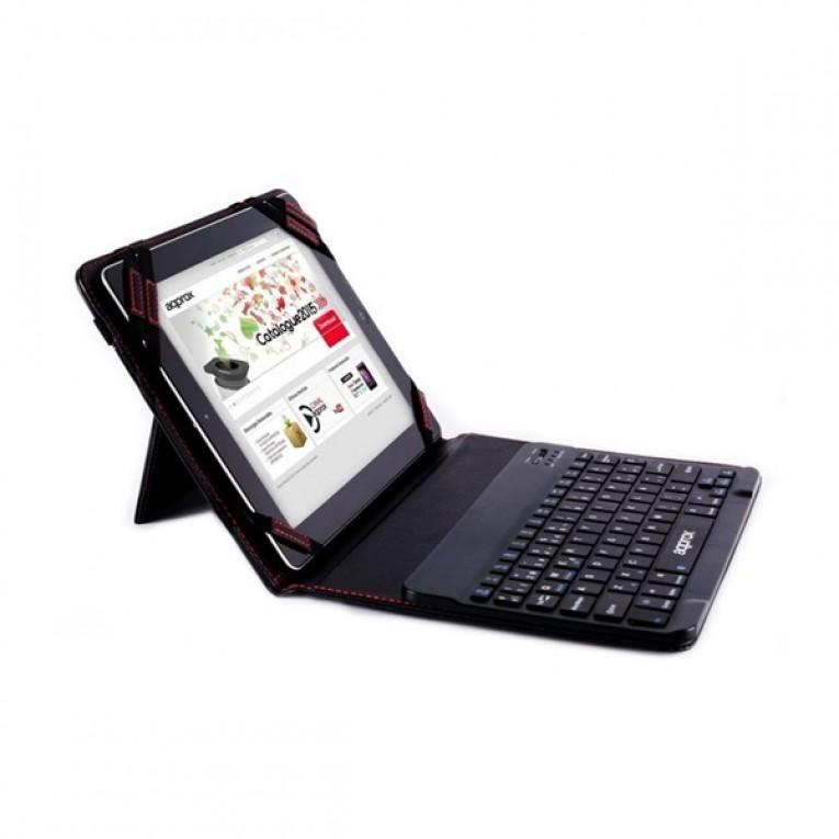 Capa para Tablet e Teclado Bluetooth approx! APPIPCK06 9.7