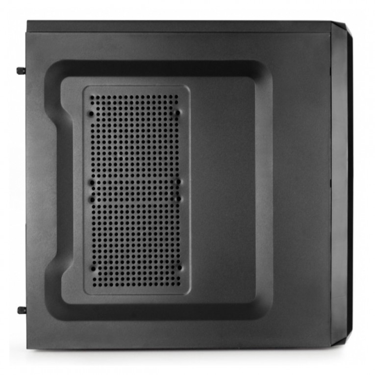 Caixa Semitorre ATX NOX NXCBAYRX USB 3.0 Preto