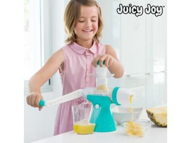 Máquina de Sumos e Gelados com Manivela Juicy Joy