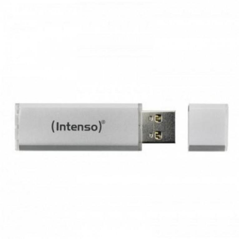 Memória USB INTENSO Ultra Line USB 3.0 128 GB Branco