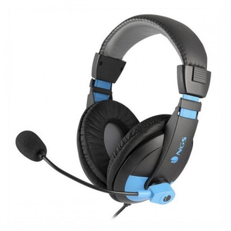 Auricular com Microfone NGS MSX9PROBLUE