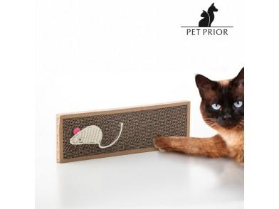 Bloco Arranhador para Gatos com Erva dos Gatos Pet Prior