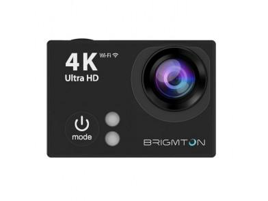 "Câmara Desportiva BRIGMTON BSC-9HD4K 2"" Full HD 4K Wifi"