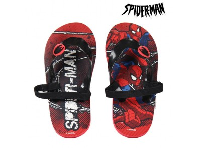 Chinelos Spiderman