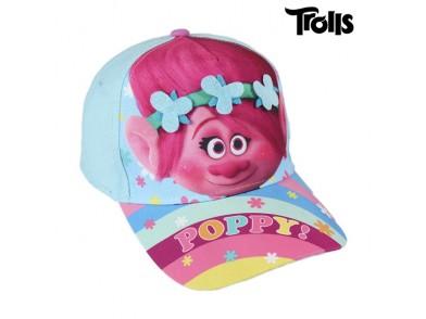 Boné Infantil Poppy Trolls (53 cm)