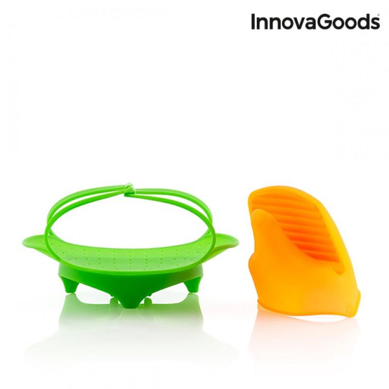 Vaporeira de Silicone Dobrável InnovaGoods