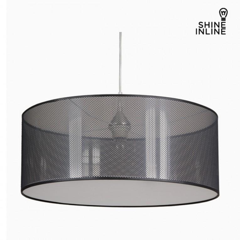 Candeeiro de teto Shine Inline Algodão e poliéster Preto