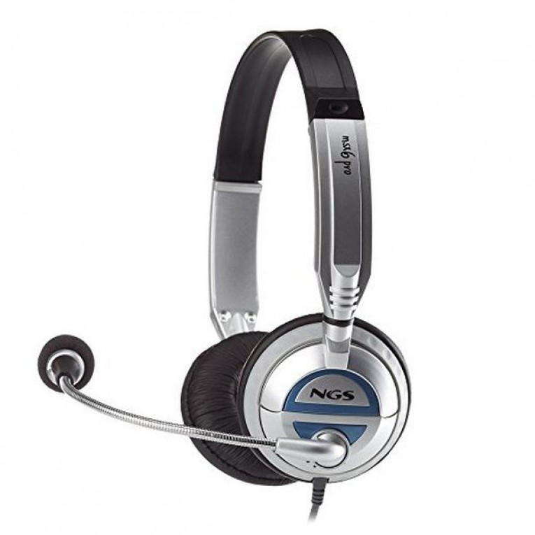 Auriculares com microfone NGS 8436001301020