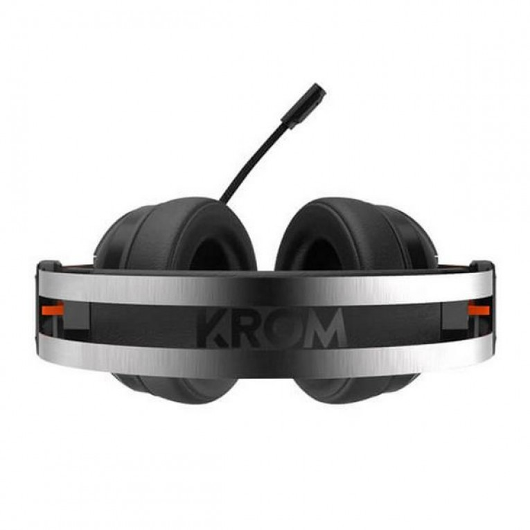 Auriculares com microfone para Vídeojogos KROM Kode 7.1 Virtual NXKROMKDE
