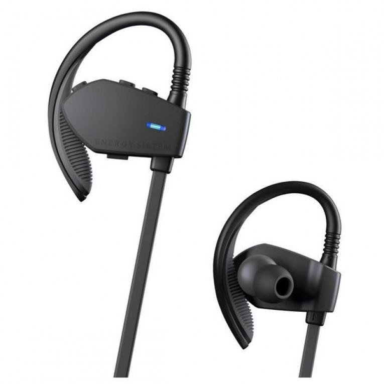Auriculares com microfone para prática desportiva Energy Sistem Sport 1 Bluetooth Cinzento