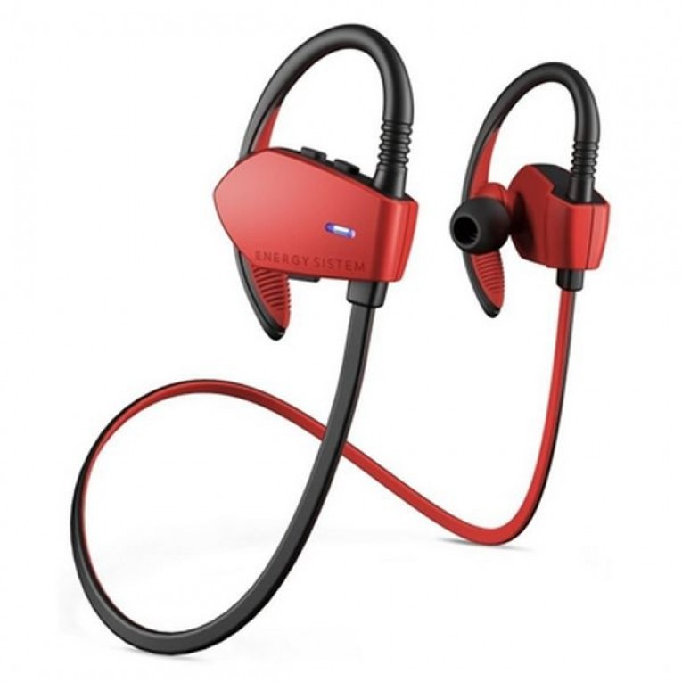 Auriculares com microfone para prática desportiva Energy Sistem Sport 1 Bluetooth Vermelho