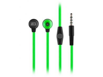 Auriculares com Microfone Gaming BG BG-AUD09 1,2 m Verde