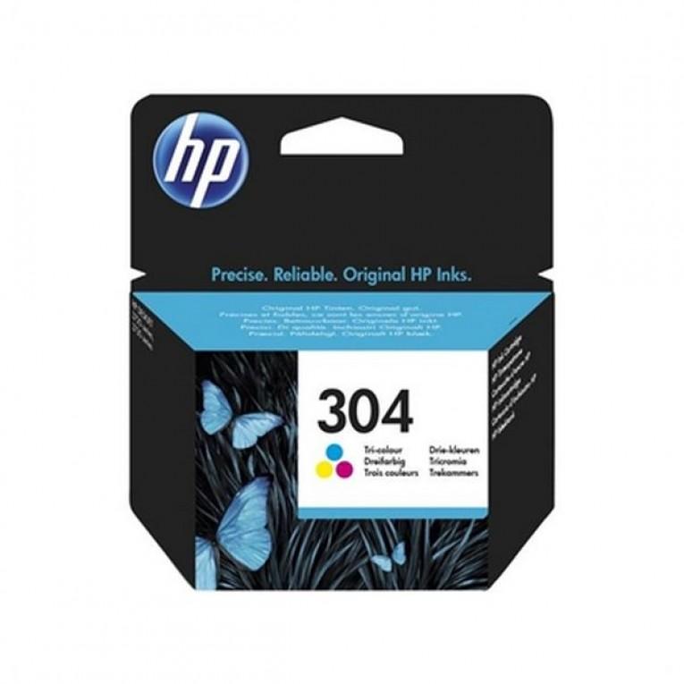 Tinteiro de Tinta Original Hewlett Packard N9K05AE Tricolor