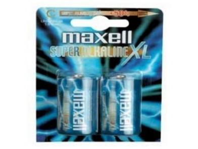 Pilhas Alcalinas Maxell MXBLR14 C 1.5V MN1400 (2 pcs)