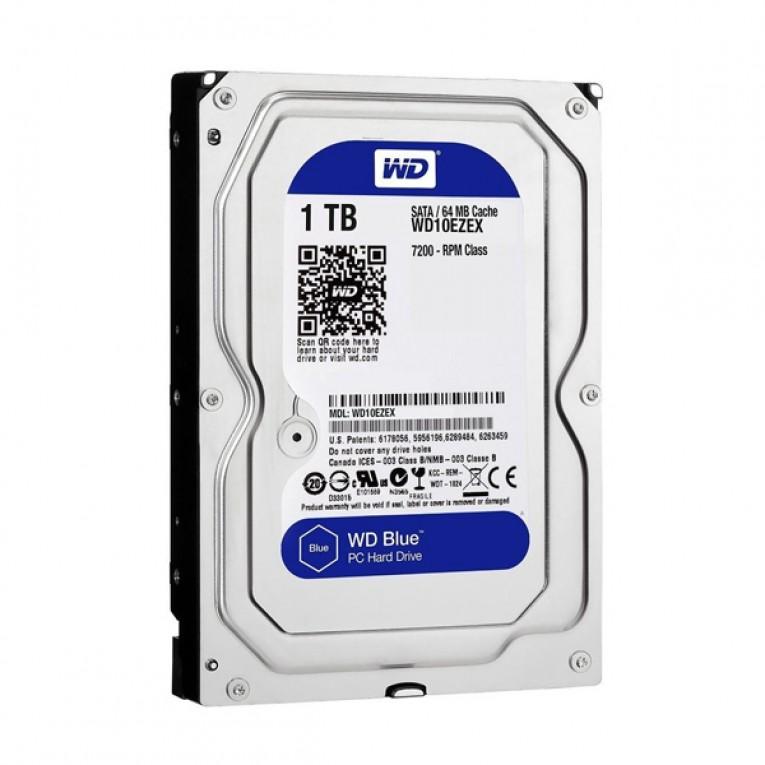 Disco Duro Western Digital Blue WD10EZEX 3.5