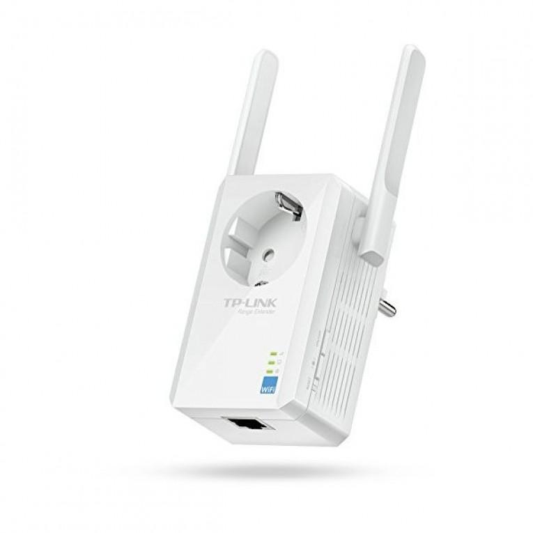Ponto de Acesso Repetidor TP-LINK TL-WA860RE WiFi N300 2T2R
