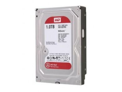 "Disco Duro Western Digital Red WD10EFRX 3.5"" 1 TB Sata III 7200 rpm Buffer 64 MB"