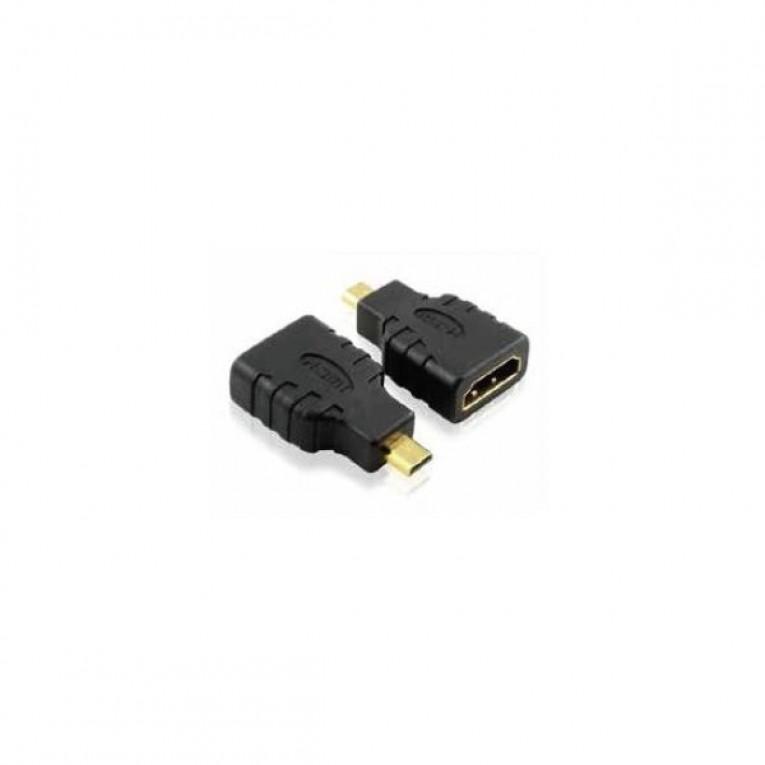 Adaptador HDMI para Micro HDMI approx! APPC19 Macho Fêmea