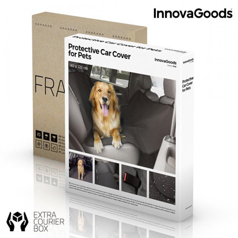 Capa Protetora de Carro para Animais de Estimação InnovaGoods