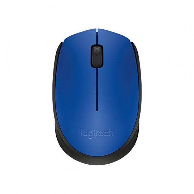 Rato sem Fios Logitech M171 1000 dpi Azul