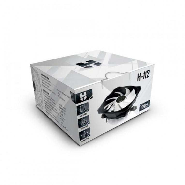 Ventilador e Dissipador NOX NXHUMMERH112 100W 26.4 dBA 3-pin