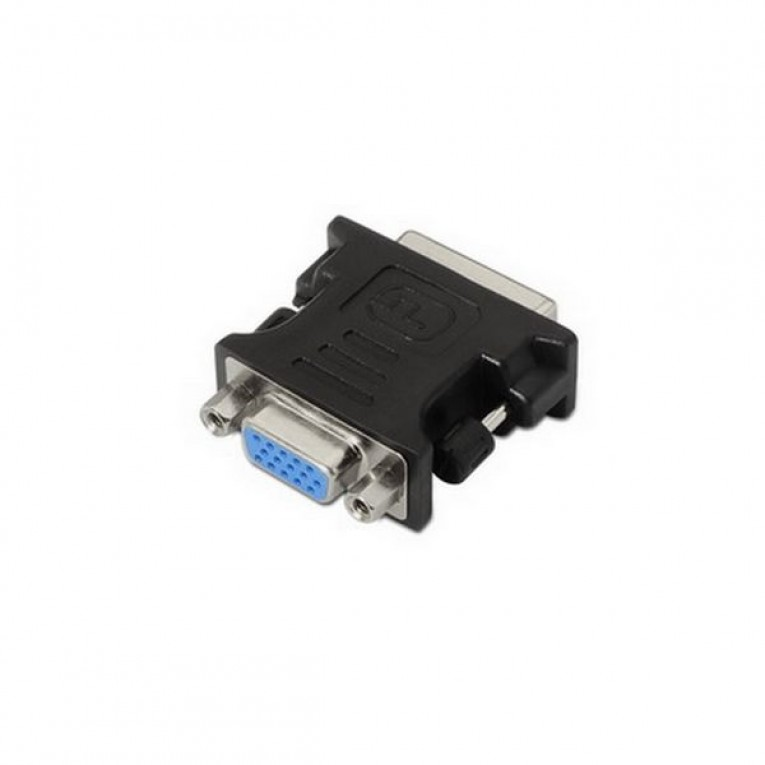 24 + 5 DVI Converter to VGA HDB 15 NANOCABLE 10.15.0704 Macho Fêmea