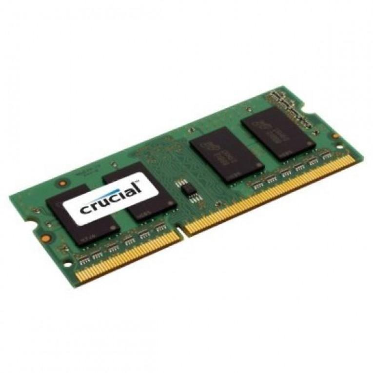 Memória RAM Crucial IMEMD30140 CT102464BF160B 8 GB 1600 MHz DDR3L-PC3-12800