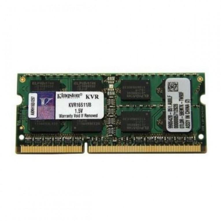 Memória RAM Kingston IMEMD30095 KVR16S11/8 8 GB 1600 MHz DDR3-PC3-12800