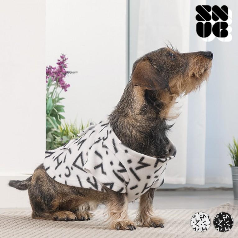 Manta com Mangas para Cães Symbols Snug Snug One Doggy