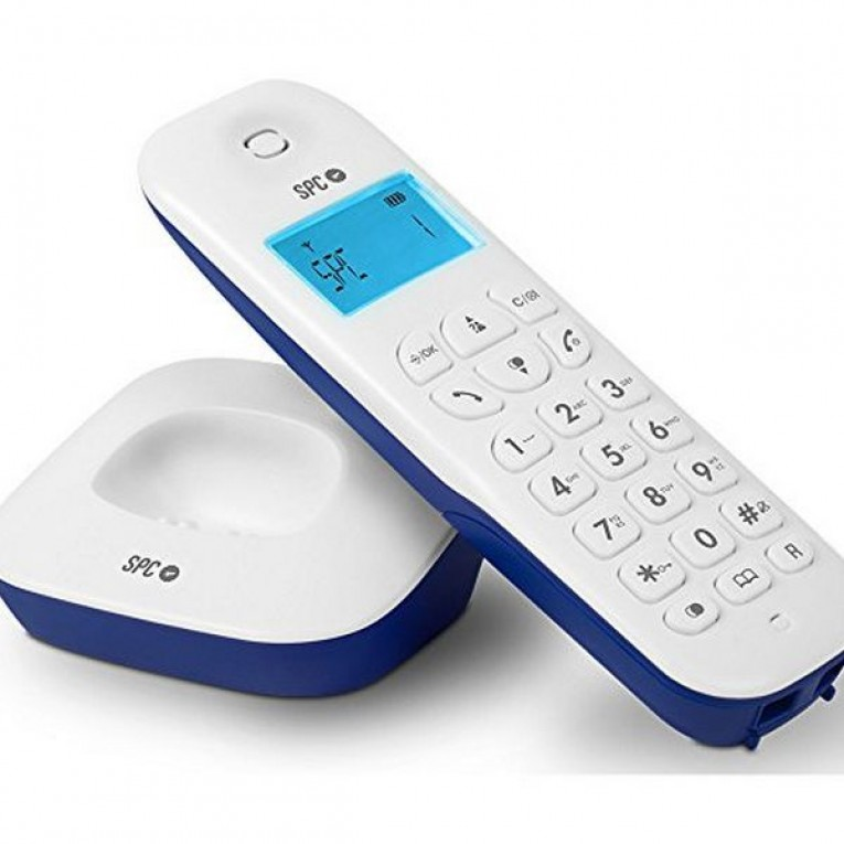 Telefone sem fios SPC NTETIN0093 7300A 1 x RJ11 Branco