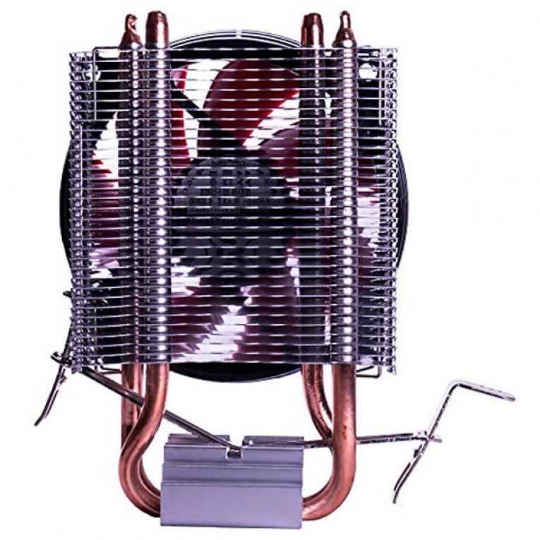 Ventilador Tacens IMIVEN0200 MCPU117 Gaming 800-2000 RPM 8-20 dBA 120W Cobre Alumínio
