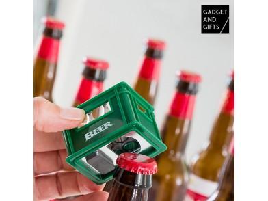 Abre-garrafas com Íman Caixa de Cerveja Gadget and Gifts