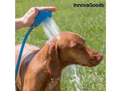 InnovaGoods Escova com Mangueira para Cães