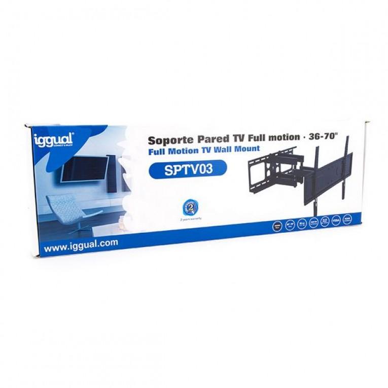 Suporte TV iggual SPTV03 IGG314654 36