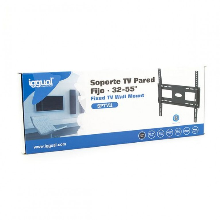 Suporte TV Fixo iggual SPTV11 IGG314548 32
