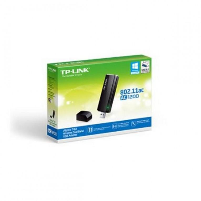 Carta de Rede Wi-fi TP-LINK Archer T4U AC1300 USB