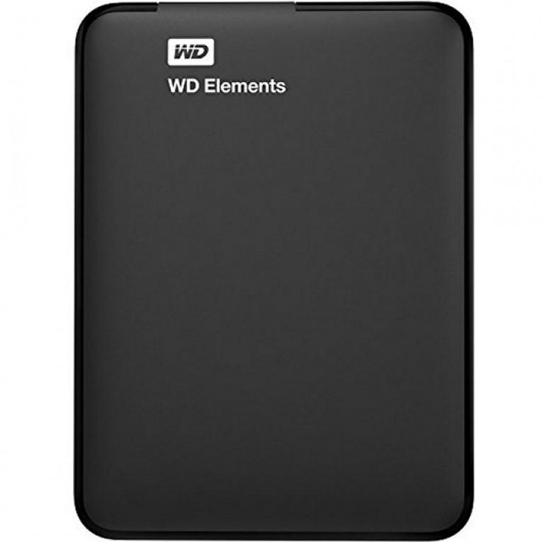 Disco Duro Western Digital WD Elements Portable WDBU6Y0030BBK-WESN 3 TB 2,5