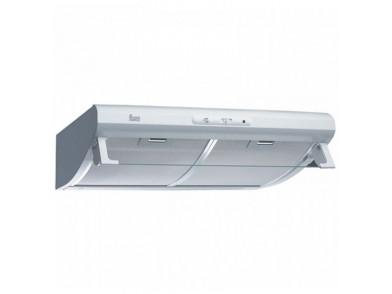 Extrator Convencional Teka C6420W 60 cm 375 m3/h 73 dB 316W Branco Inox