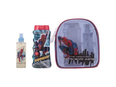 Conjunto de Perfume Infantil Spiderman (3 pcs)