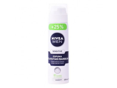 Espuma de Barbear Men Sensitive Nivea