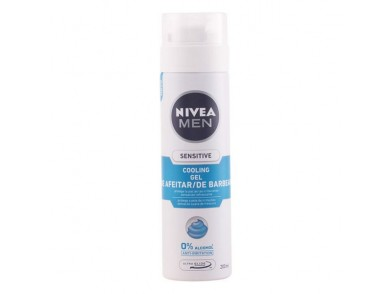 Gel de Barbear Men Sensitive Cool Nivea
